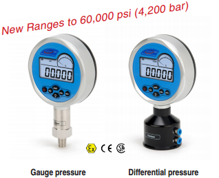 Additel 681 Digital Pressure Gauges